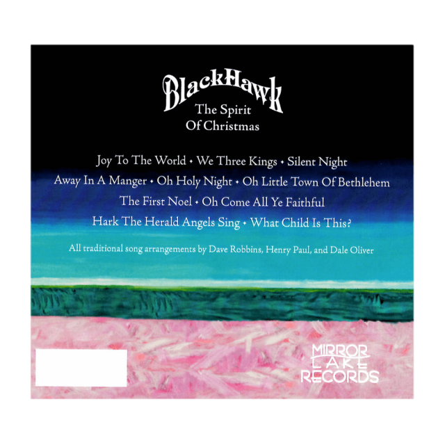"BlackHawk ""The Spirit of Christmas"" CD"
