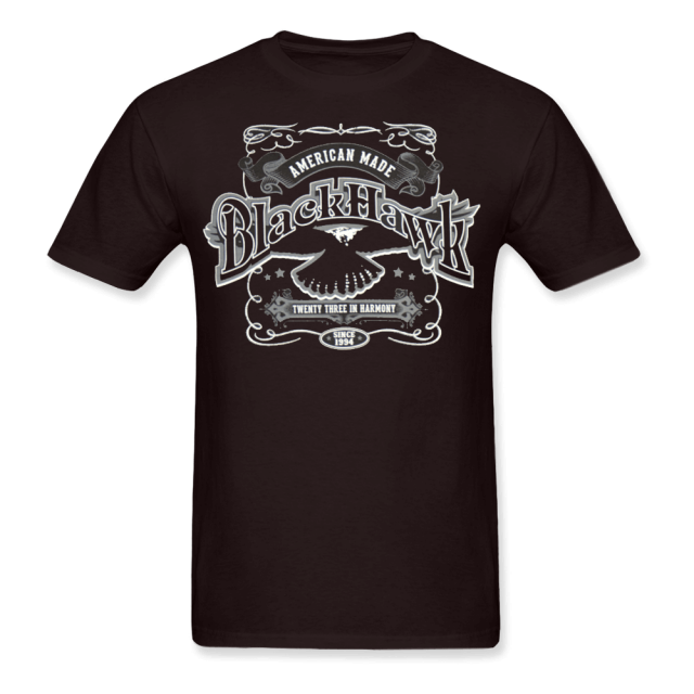 Blackhawk Twenty Three in Harmony Tour Shirt