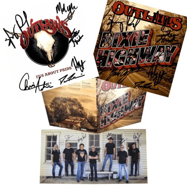 Outlaws Dixie Pride Bundle