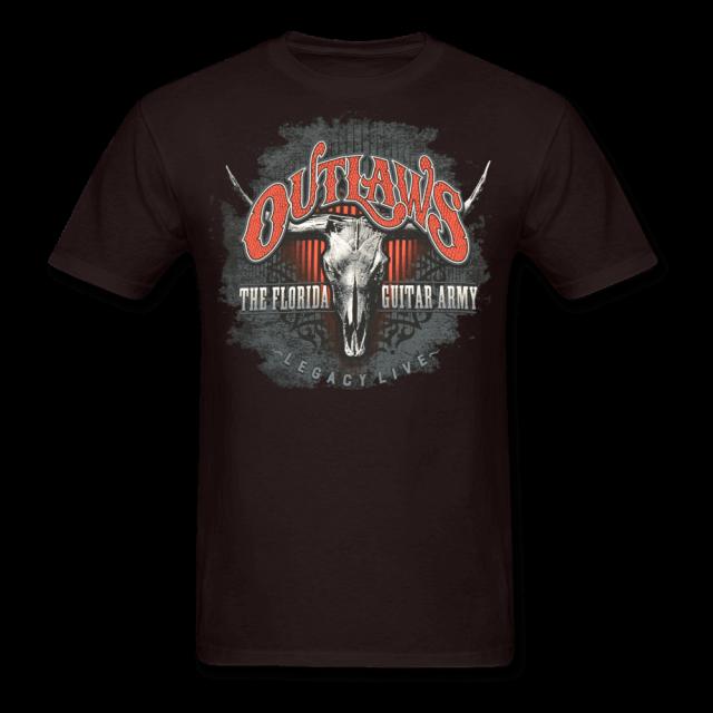 Outlaws Florida Guitar Army Shirt