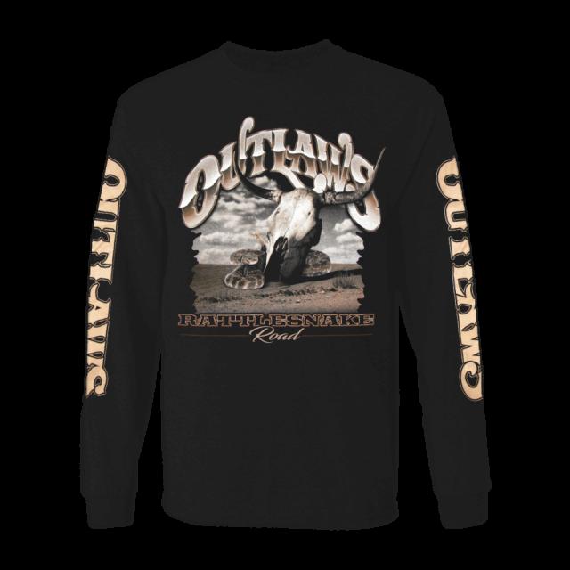 Outlaws Rattlesnake Road Long Sleeve