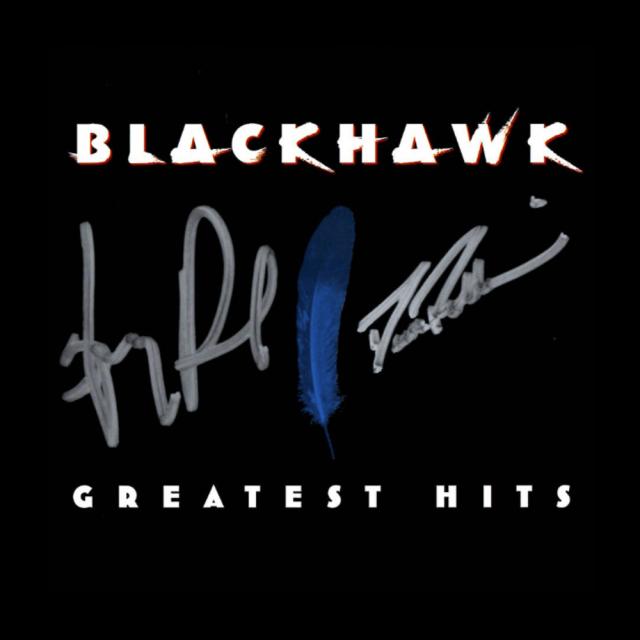 "BlackHawk ""Greatest Hits"" Autographed CD"