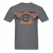 BlackHawk Grey 2018 Tour Tee