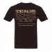 Henry Paul Grey Ghost Tour Shirt