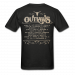 Outlaws Southern Rock Will Never Die Shirt